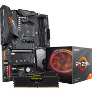 Megekko Upgrade Kit X570 AORUS ELITE /3700X/16GB