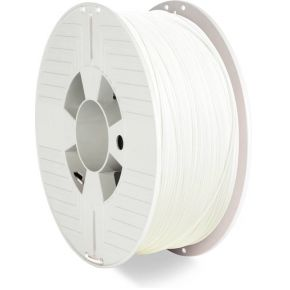 Verbatim 3D Printer Filament ABS 1.75 mm 1 kg white