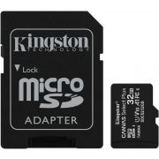 Kingston MicroSD Canvas Select Plus 32GB
