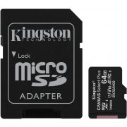 Kingston MicroSD Canvas Select Plus 64GB