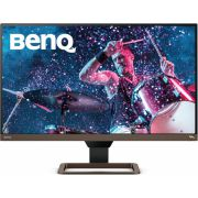 "Benq EW2780U LED display 68,6 cm (27"") 3840 x 2160 Pixels 4K Ultra HD Flat Zwart, Bruin monitor"