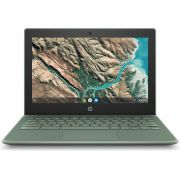 "HP Chromebook 11 G8 EE Groen 29,5 cm (11.6"") 1366 x 768 Pixels Touchscreen Intel® Celeron® N 4 GB laptop"