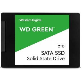 "Western Digital WD Green 2.5"" 2000 GB SATA III SLC SSD"