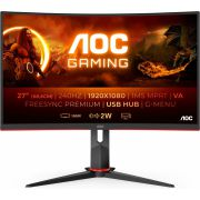 "AOC C27G2ZU/BK 27"" Full-HD 240Hz 0.5ms Gaming monitor"