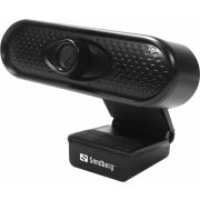 Megekko-Sandberg USB Webcam 1920x1080P Full-HD-aanbieding