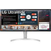 "LG 34WN650-W LED display 86,4 cm (34"") 2560 x 1080 Pixels Full HD Wit monitor"