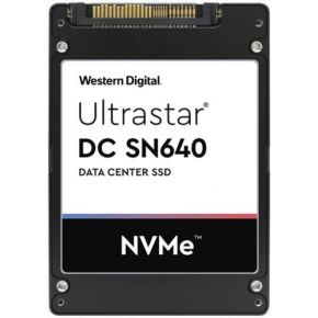 "Western Digital Ultrastar DC SN640 2.5"" 7680 GB PCI Express 3.1 3D TLC NVMe SSD"