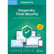 Kaspersky Lab Total Security 2020 1 licentie(s) 1 jaar Nederlands
