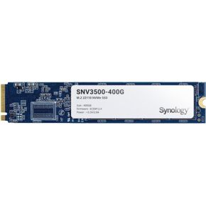Synology SNV3500-400G internal solid state drive M.2 400 GB PCI Express 3.0 NVMe SSD