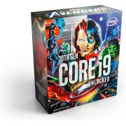 Intel Core i9 10900K Avengers Box