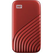 Western Digital MyPassport 1TB Red WDBAGF0010BRD-WESN externe SSD