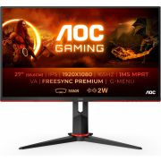 "AOC C27G2AE/BK 27"" Full-HD monitor"