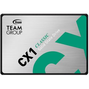 "Team Group CX1 2.5"" 240 GB SATA III 3D NAND SSD"