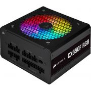 Corsair CX650F RGB PSU / PC voeding