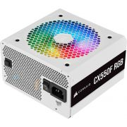 Corsair CX550F RGB White PSU / PC voeding