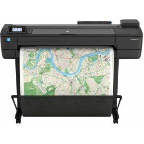 HP Designjet T730 36 grootformaat-printer Thermische inkjet Kleur 2400 x 1200 DPI A0 (841 x 1189 mm)