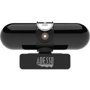 Megekko-Adesso CyberTrack H5 webcam 21 MP 1920 x 1080 Pixels USB 2.0 Zwart Blauw-aanbieding