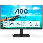 "AOC Basic-line 27B2DA LED display 68,6 cm (27"") 1920 x 1080 Pixels Full HD Zwart monitor"