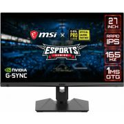 "MSI Optix MAG274QRF-QD 27"" WQHD 165Hz gaming monitor"