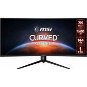 "MSI Optix MAG342CQR (34"")UltraWide Quad HD 144Hz curved gaming monitor"