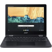 "Acer Chromebook R852TN-P9AL 30,5 cm (12"") 1366 x 912 Pixels Touchscreen Zwart laptop"
