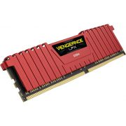 Corsair DDR4 Vengeance LPX 1x8GB 2400 C14 Red Geheugenmodule