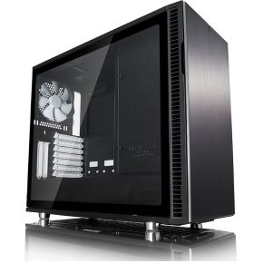 Fractal Design Define R6 Black - Tempered glass Midi Tower Behuizing