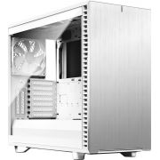 Fractal Design Define 7 White + Clear TG Midi Tower Behuizing