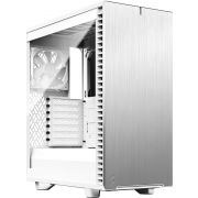 Fractal Design Define 7 Compact White TG Clear Tint Midi Tower Behuizing