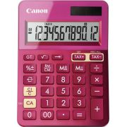 Canon calculator LS123K rose