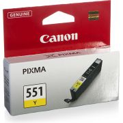 Canon-inkc-CLI-551Y-Yellow