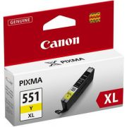 Canon inkc. CLI-551Y XL Yellow