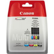 Canon-inkc-CLI-551-BK-C-M-Y-Multipack