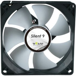 Gelid Solutions Casefan SILENT 9 - 92mm