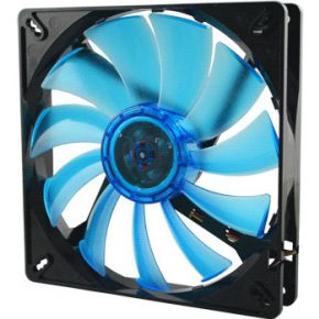 Gelid Solutions Casefan WING 14 UV BLUE 140mm