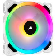 Corsair LL120 RGB White Single Fan