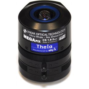 Axis Theia Varifocal Ultra Wide Lens