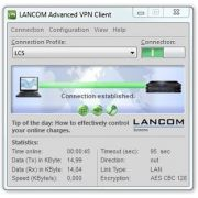 Lancom Systems Upgrade Advanced VPN Client 1 License