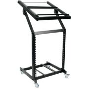 "HQ Power 19"" rack stand"