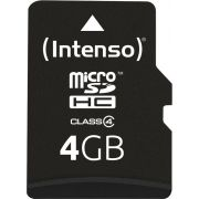 Intenso Secure Digital Card SDHC 4096MB