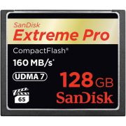 Sandisk 128GB Extreme Pro CF 160MB/s