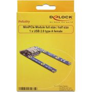 DeLOCK-95235-Mini-PCI-Express-module-1x-USB2-0