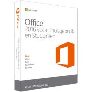 Microsoft Office 2016 Home and Student NL - [79G-04757]