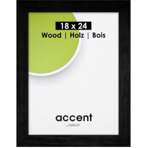 Nielsen Accent Magic 18x24 hout zwart 9734004