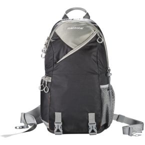 mantona ElementsPro Outdoor Sling Bag zwart
