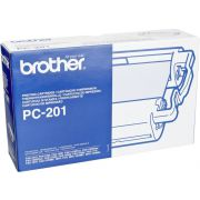 Brother PC 201 Meervakscassette Incl. Thermotransferrol