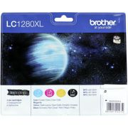 Brother LC-1280 XL Value-Pack BK/C/M/Y