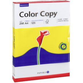 Color Copy A 4. 250 g 125 vel. extra-wit. gecoat