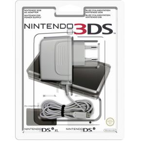 Nintendo DSi/3DS Netaansluiting Power Adapter