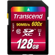 Transcend SDXC 128GB Class10 UHS-I 600x Ultimate